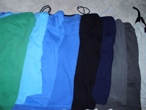 Mens Knit Shorts for Sale (11 pairs in sizes L,XL,XXL) Cambridge Kitchener Area image 2