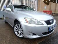Lexus IS 220d 2.2TD ( sr ) px honda,toyota,nissan,bmw,mercedece,seat,vauxhall