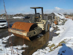 1995 Ingersol-Rand SD115D ProPac Soil Compactor