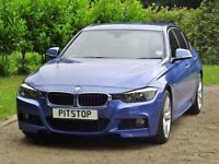 BMW 3 Series 320d 2.0 Msport DIESEL MANUAL 2013/13