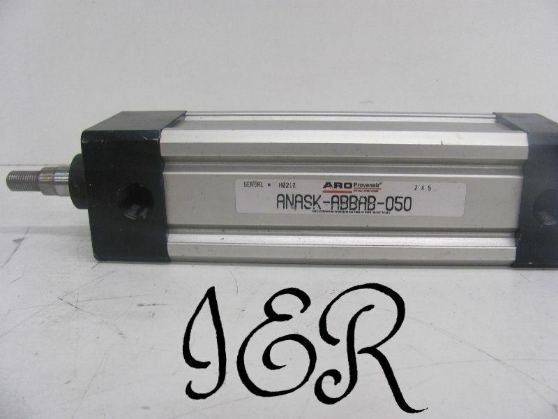 DRESSER INC INGERSOLL RAND ANASK-ABBAB-050 PROVENAIR PNEUMATIC CYLINDER
