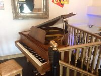 Rogers baby grand piano