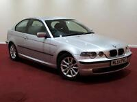 2004 BMW 3 Series 1.8 316ti ES Compact 3dr