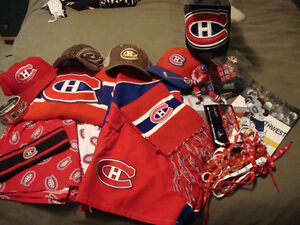 Montreal Canandiens Bundle (too much to list)