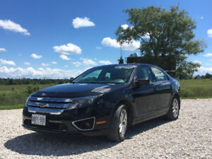 2010 Ford Fusion SEL Sedan (with Car Proof)