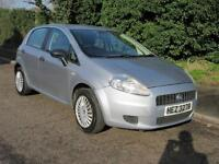 2006 FIAT GRAND PUNTO 1.2 ACTIVE MANUAL PETROL 5 DOOR HATCHBACK