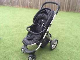 Kiddicare travel system..