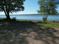 Waterfront lot on Maquapit Lake for sale