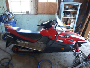 2004 1000 Yamaha RX1 Mint condition asking $2500.00