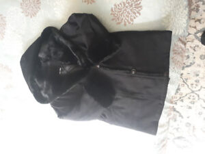 Womens winter coat.