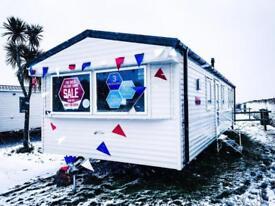 Static Caravan Brixham Devon 3 Bedrooms 8 Berth Willerby Caledonia 2015