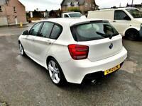 2013 BMW 1 Series 118D M SPORT Hatchback Diesel Manual