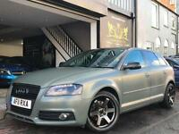 2011 Audi A3 2.0TDI ( 140ps ) Sportback Black Edition