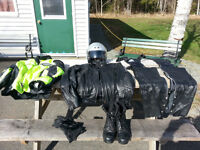 Male anf Female Motorcycle gear for sale