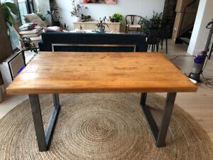 Design Republic Walnut Dining Table