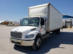 2007 Freightliner Straight Truck for Sale