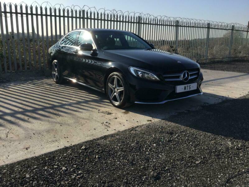 2017 17 Mercedes Benz C250 Amg Premium Plus 4 Matic 2 1td Warranty Finance 19k