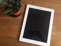 iPad 16gb white