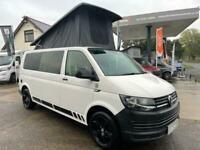 Volkswagen Transporter LWB Pop top - T6 - Campervan