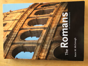 The Romans. An Introduction