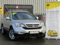 Honda CR-V ES 2.0 i-VTEC Auto (silver) 2010
