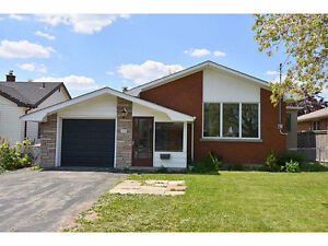3+2 Bedroom Bungalow with In-law Suite on Hamilton Mountain