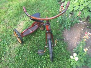Vintage Thistle Tricycle