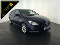 2012 MAZDA 6 SPORT DIESEL 1 OWNER SERVICE HISTORY FINANCE PX WELCOME