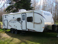 REDUCED!! BRAND NEW OUTDOORS RV BLACK ROCK BY OWNER