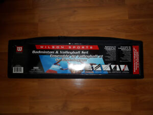 Wilson Badminton Volleyball Set - NEW in Package