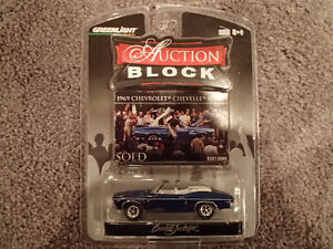 Greenlight Collectibles 1969 Chevrolet Chevelle SS - Auction Blo