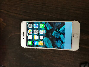 Gold iPhone 6, 16gb for sale