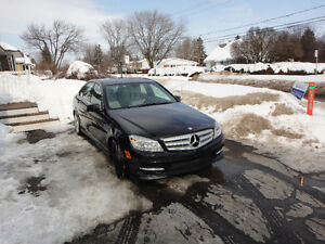 2011 Mercedes-Benz C300 Berline (WARRANTY)