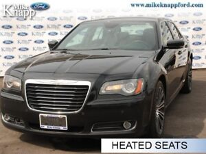 2013 Chrysler 300 S  - Leather Seats -  Bluetooth -  Heated Seat