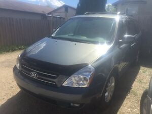 2008 Kia Sedona fresh safety