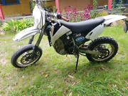 KTM, EXC, 520, 2001, MOTORBIKE, ROAD/TRAIL, registered Uki Tweed Heads Area Preview
