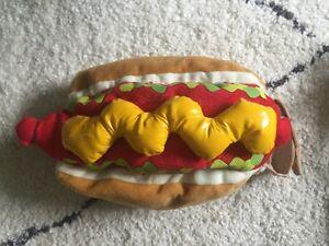 Small Dog Hotdog Costume