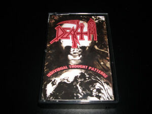 Death - Individual thought patterns (1993) 4 pistes Heavy Metal