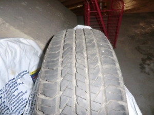 General Tire summer tires 195/60 R15