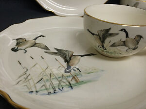 4 Game Bird Sandwich Plate & Cup Combo London Ontario image 9