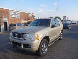 FORD EXPLORER 20005 LIMITED 7 PASSAGERS