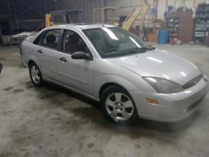 Fully loaded 2004 ford focus