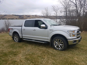 2016 Ford F150 Lariat --> -Lease Takeover-
