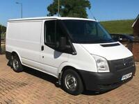 2013 63 Reg Ford Transit Van 100PS NO VAT TO PAY