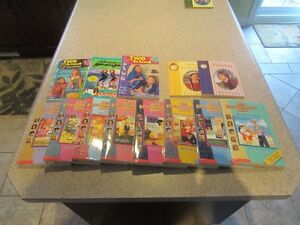 13 paperback books... 8 are scholastic