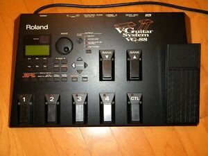 Roland VG 88 guitar synth multi-effect pedal