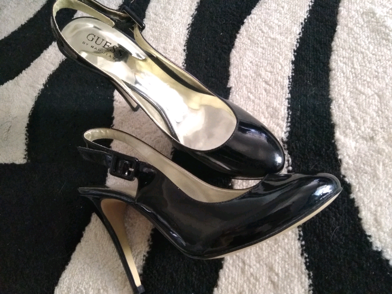 9bda1951314 NEW - GUESS by Marciano Patent Leather Stilettos Heels size 8 ...
