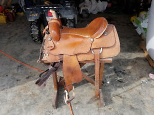 Cutting saddle forsale