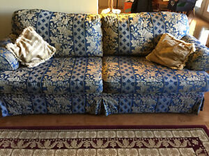 Sears 3 Seater Couch and Chair