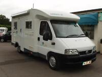 2005 Chausson Welcome 55 fiat 2.8 Diesel Motorhome